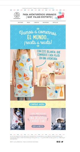 Newsletter de Mr Wonderful