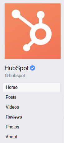 Hubspot profile picture