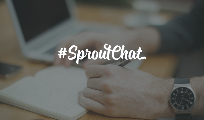 #SproutChat Recap: The Ins & Outs of Webinars