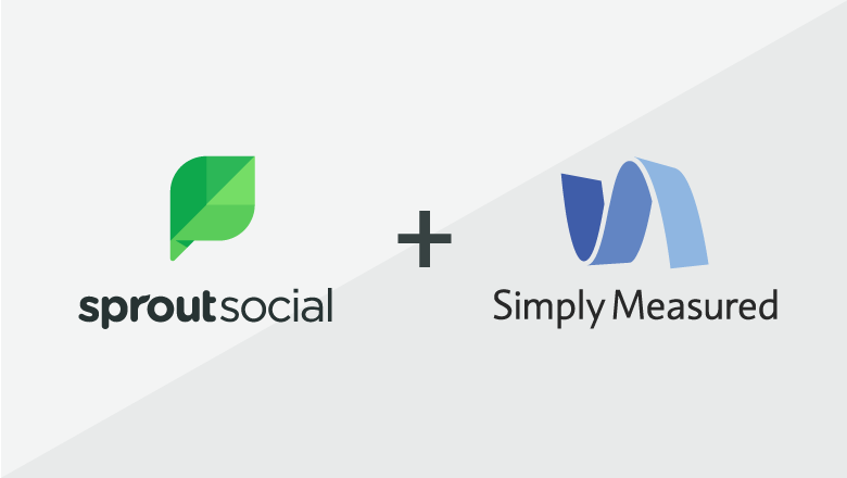 Sprout Social Acquires Social Analytics Firm Simply Measured | Sprout Social