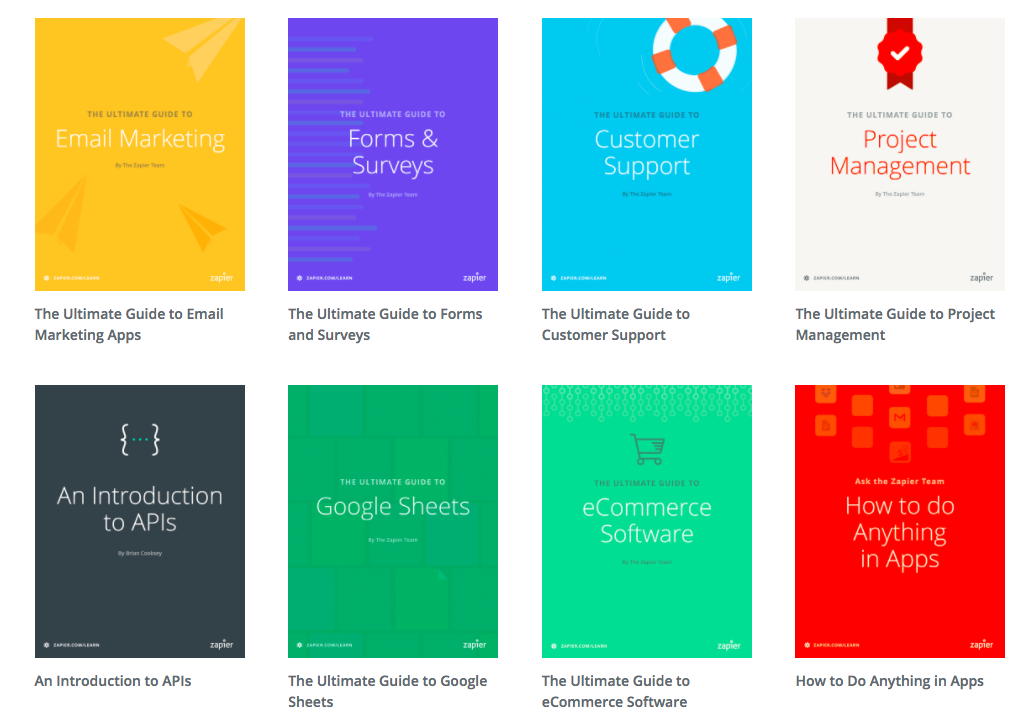 zapier ebooks