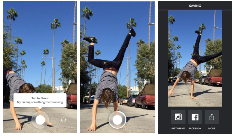Boomerang turns your Instagram videos into bite-sized clips