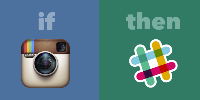 Share your Instagram content on Slack