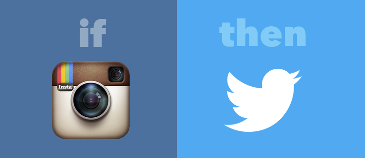 Posting Instagram photos to Twitter allows you to get more out of your visual content