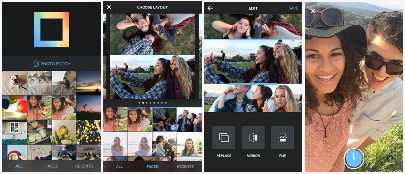 Layout is Instagram's very own collage creator