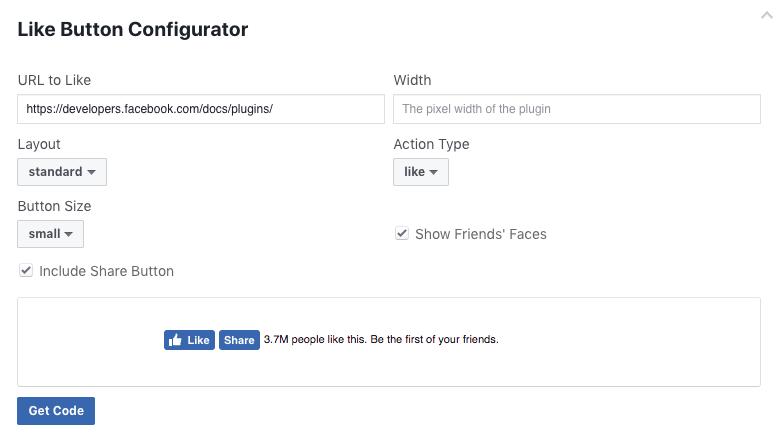 facebook developer button image