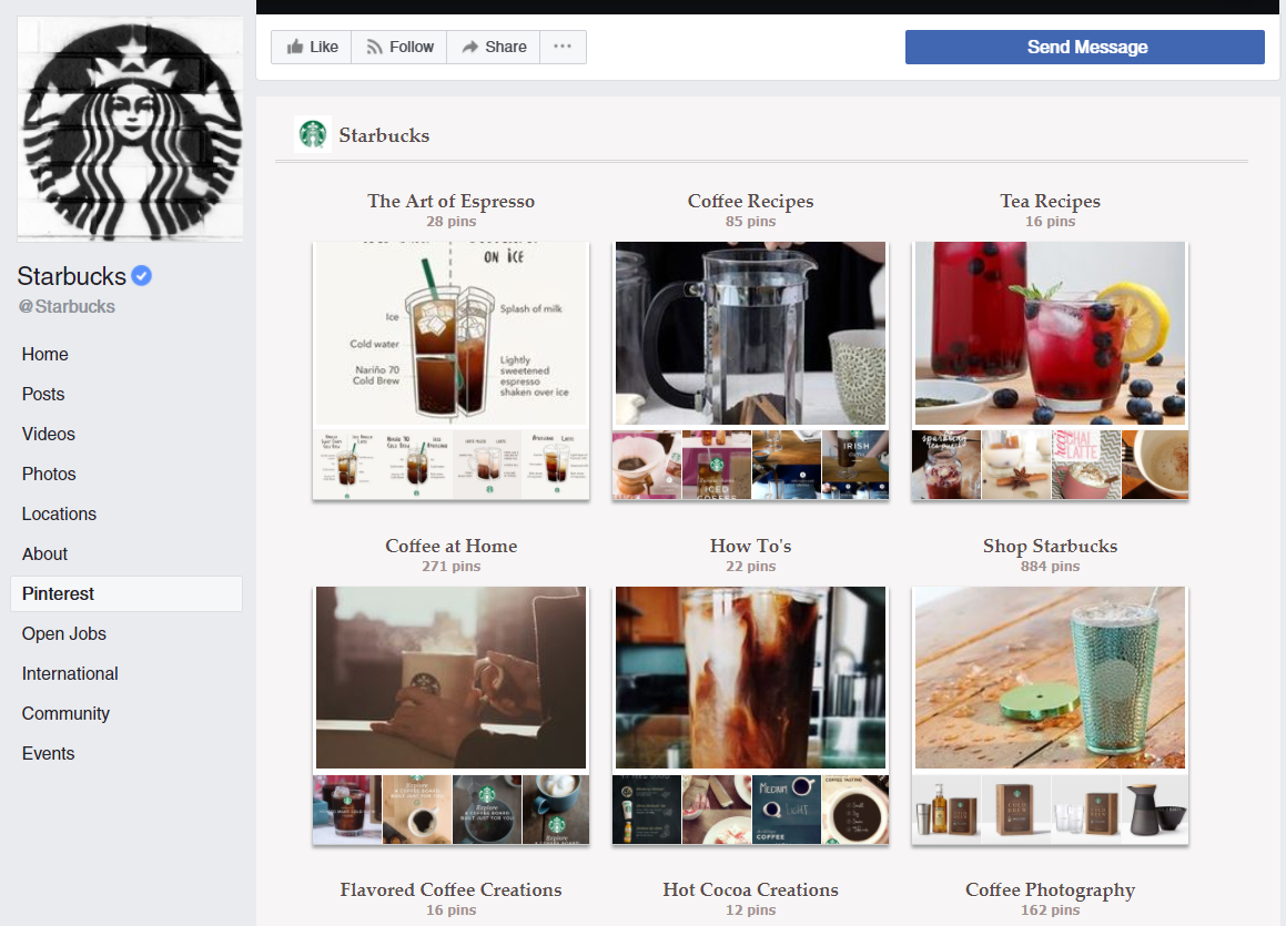WooBox allows brands to add custom tabs to their Facebook pages