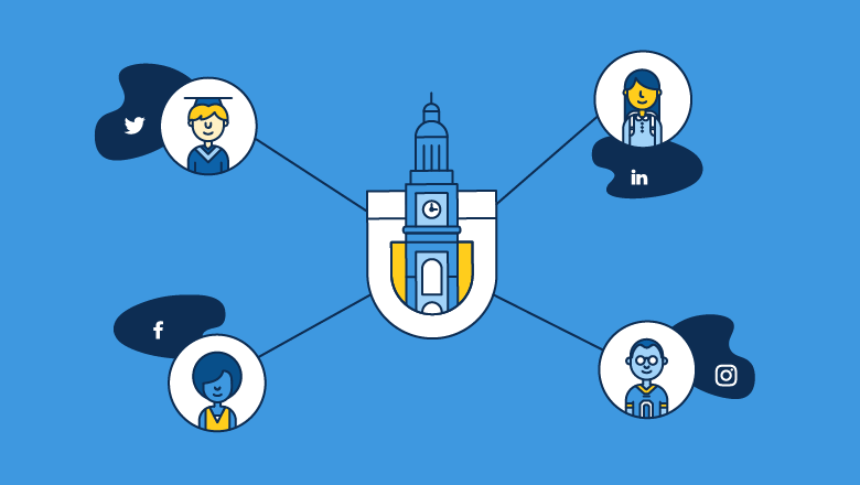 4 Steps for Using Social to Recruit College Students