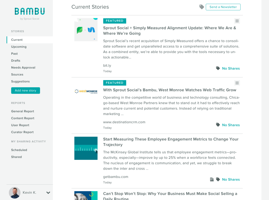 bambu current stories feature