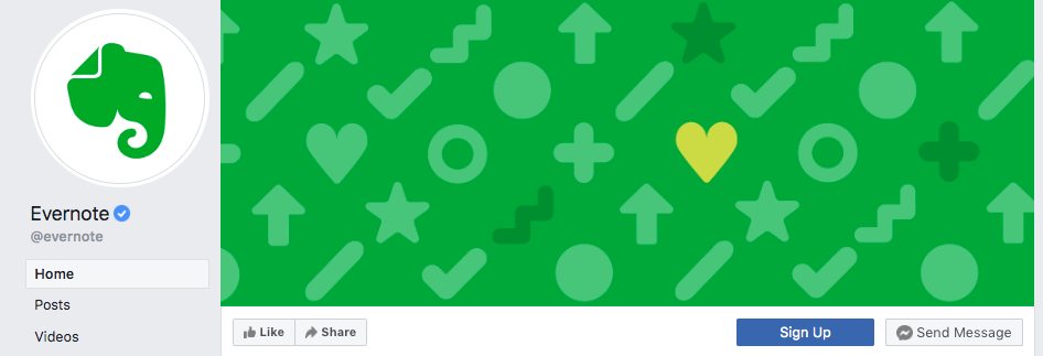 evernote fb cover
