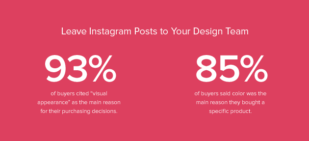 The elements of design are crucial to your Instagram posts' success