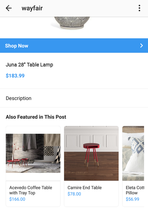 Wayfair Also Featured in this post