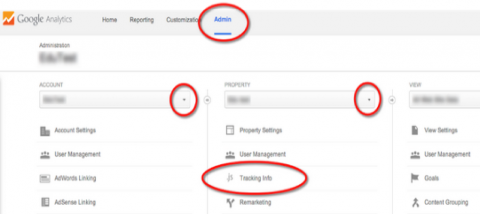 get google analytics tracking code