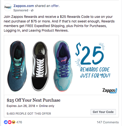 zappos ad