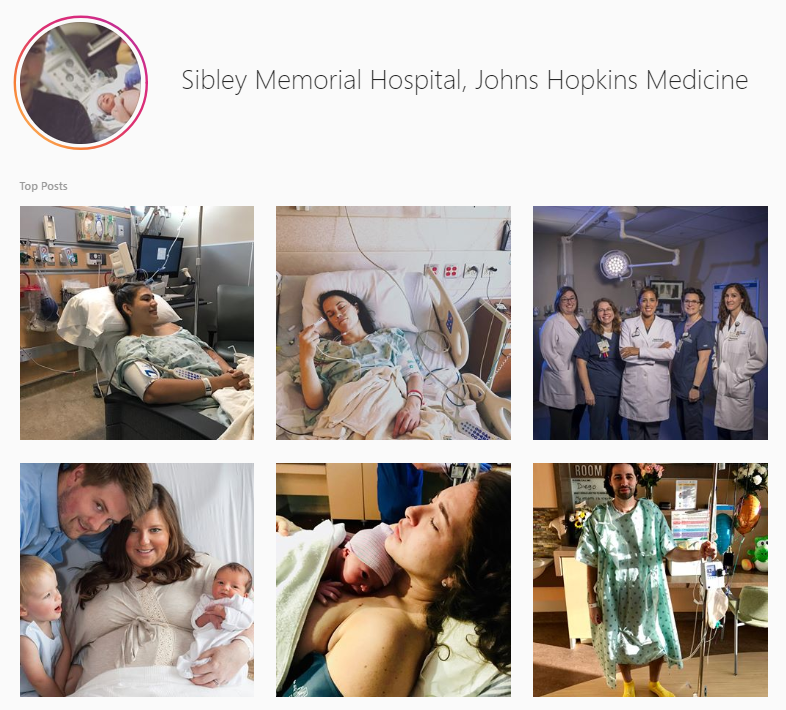 Check-ins and geotagging are important for social media in healthcare