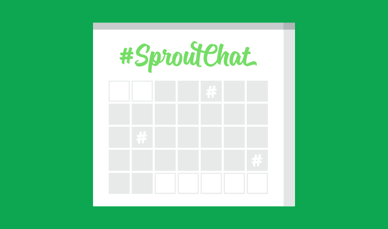 #SproutChat Calendar: Upcoming Topics for June 2018
