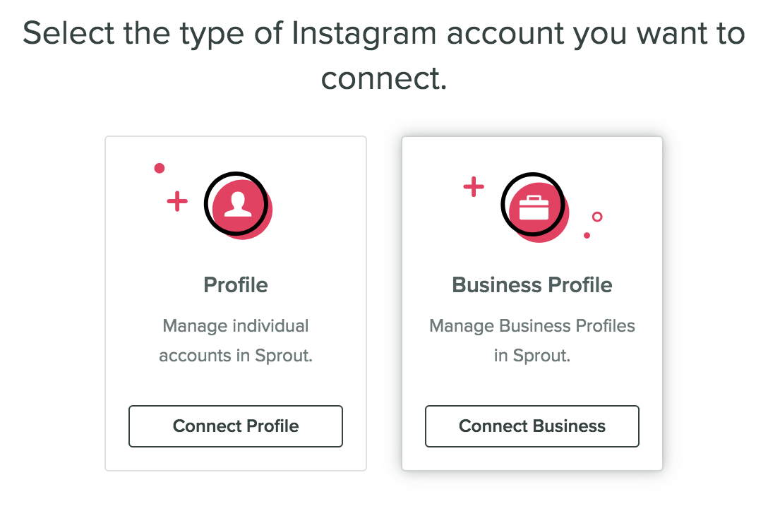 add business account