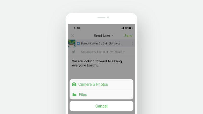 Files Integration for iOS