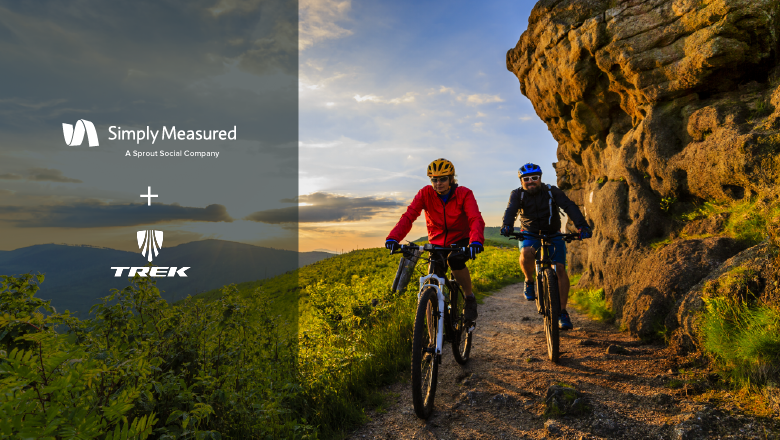 Trek Bicycle and Simply Measured