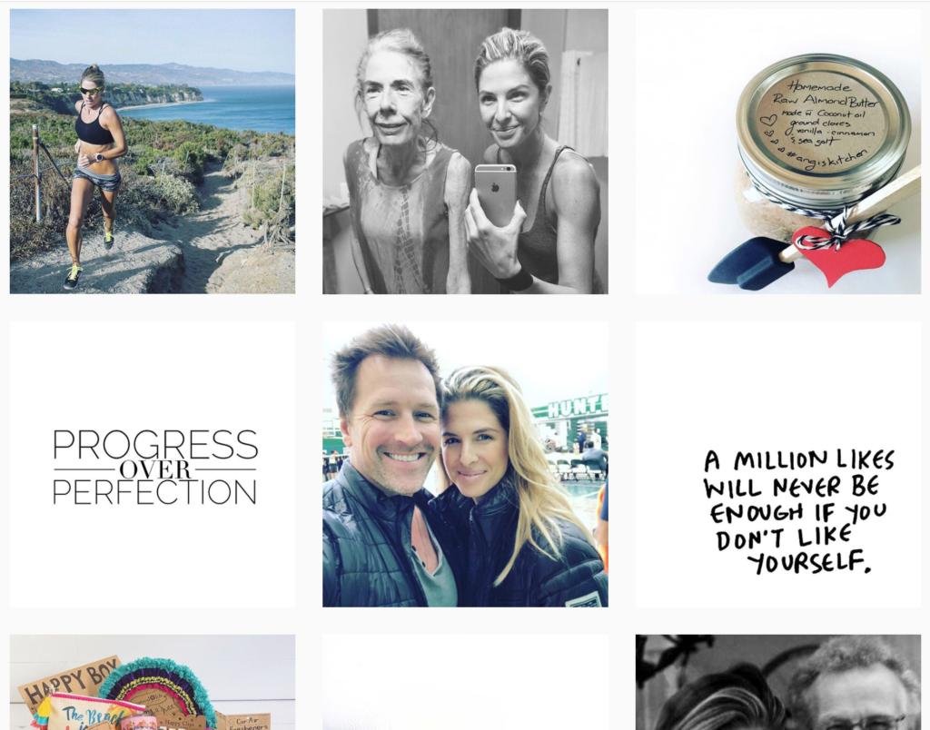 angi greene instagram feed