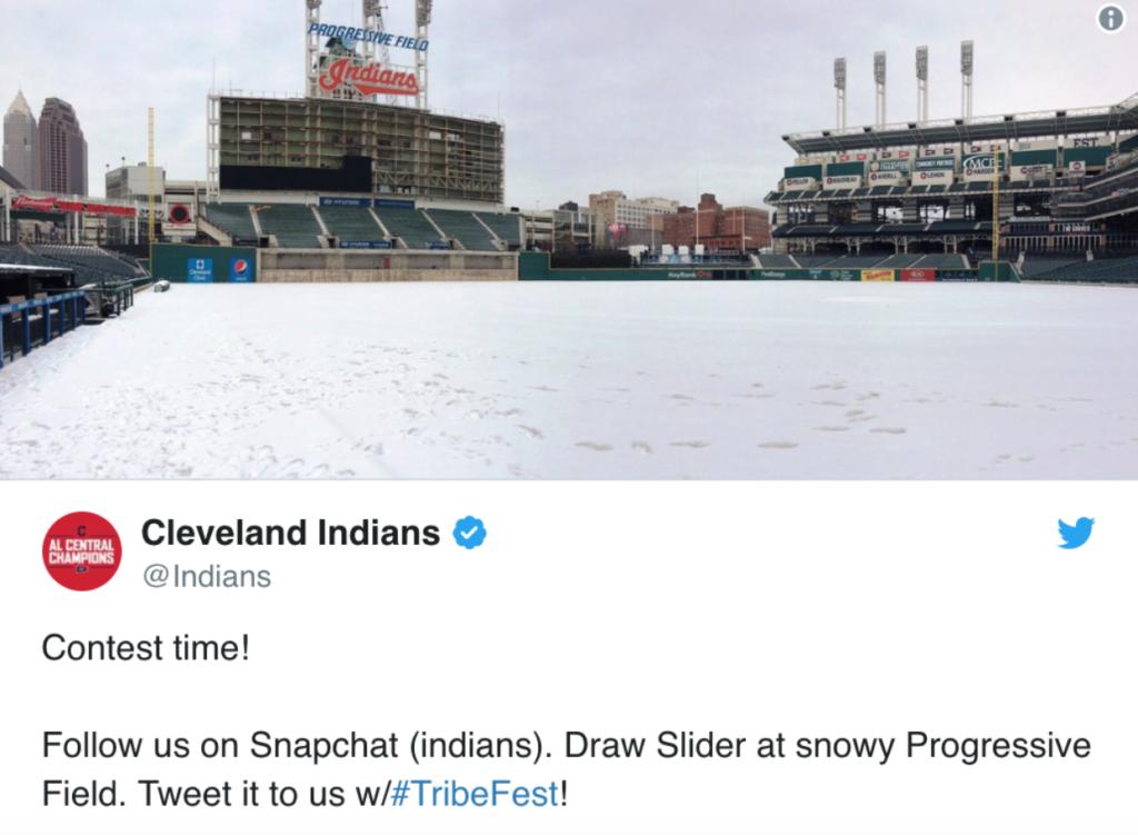 Cleveland Snapchat
