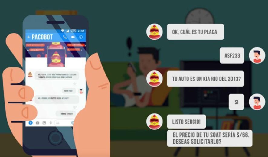 Chatbot de Mapfre.