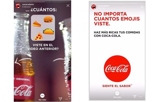 Anuncio de Coca Cola Mexico.