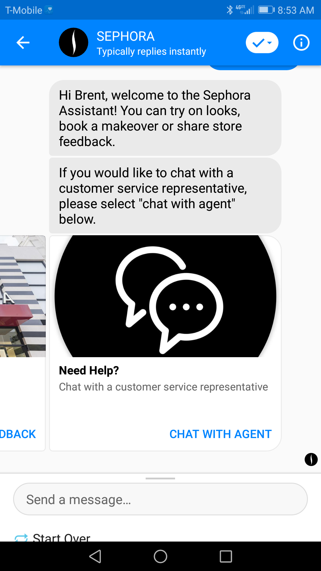 Chatbots are becoming increasingly common to handle customer concerns in an instant
