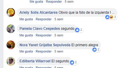 Comentarios en publicacion de Scotia Bank Perú