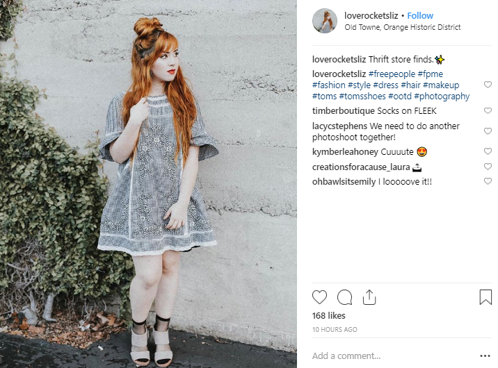 Instagram listening can help brands curate user-generated content