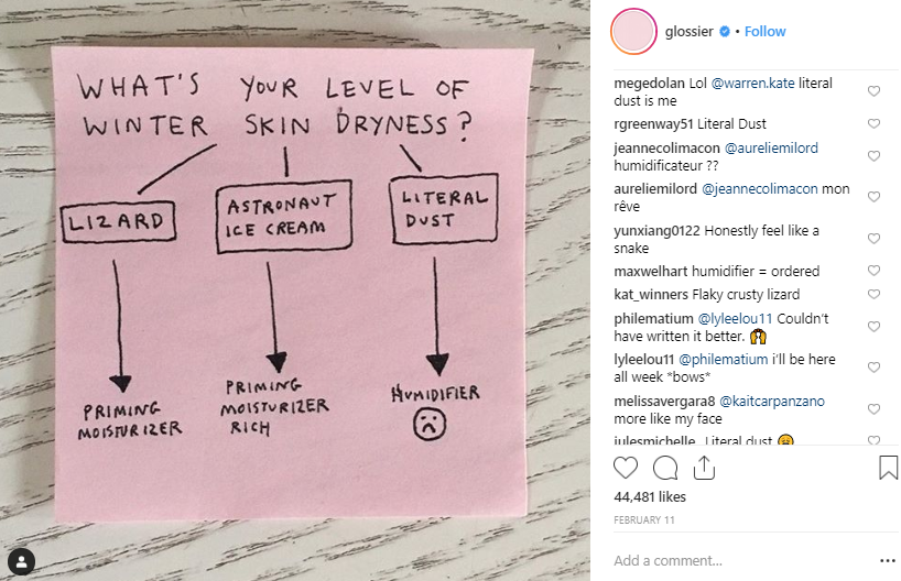 Listening to Instagram conversations is great for both competitive analysis and improving your own products