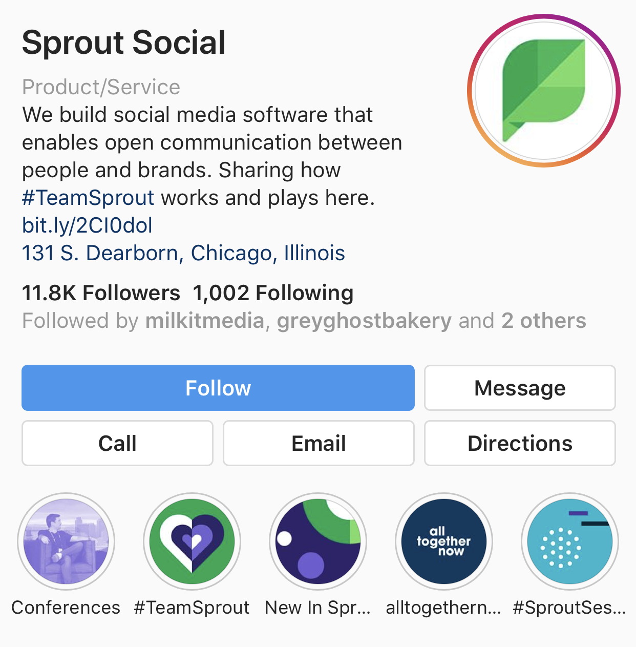 17 Instagram Stats Marketers Need to Know for 2019 | Sprout