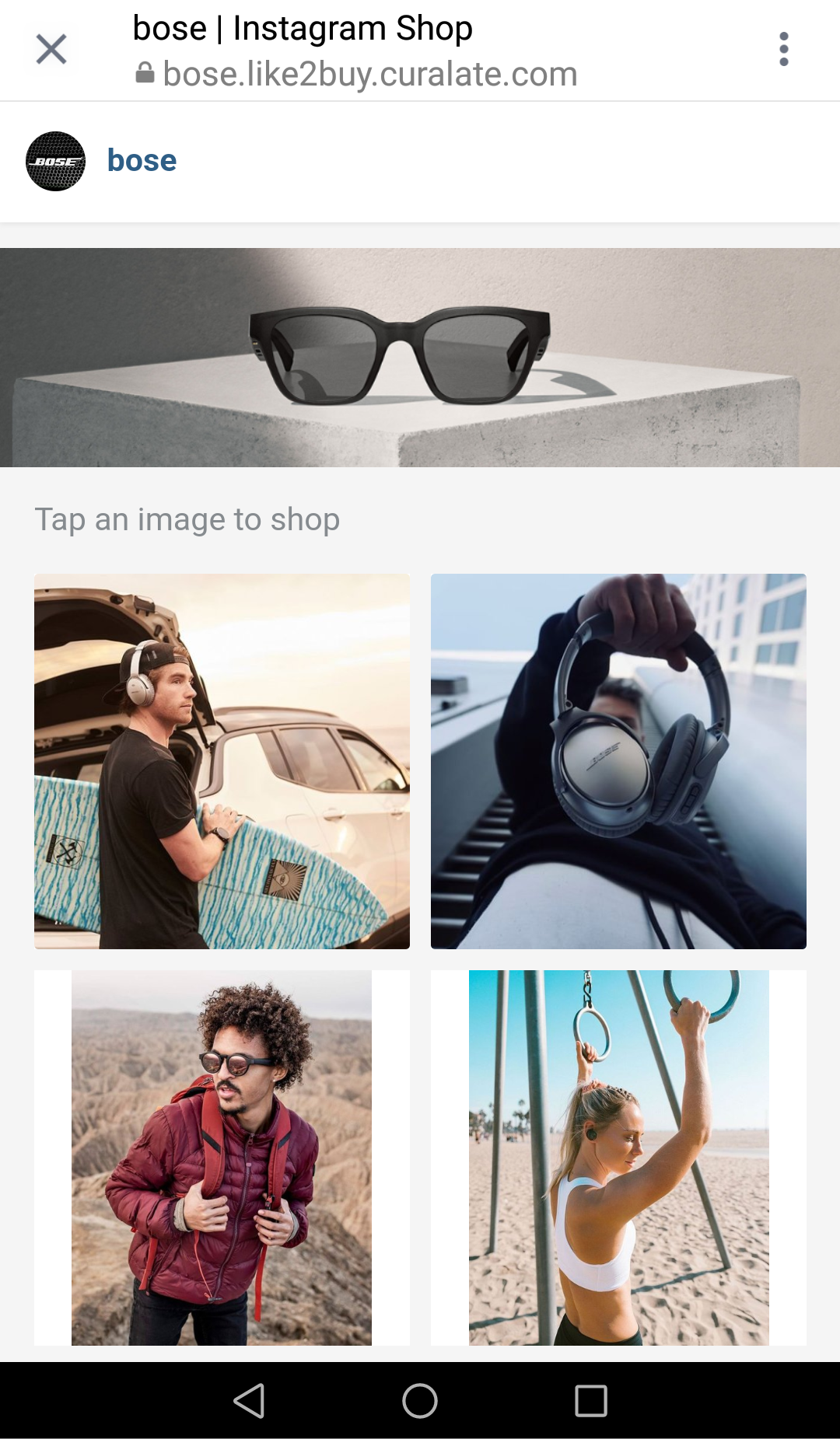 Curalate makes it easier for users to buy directly from Instagram