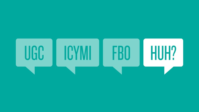 130 Social Media Acronyms and Slang You Need to Know