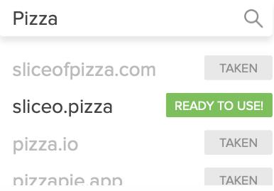 custom domain suggestions on bitly