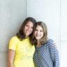 Lindsay Goodman and Melissa Acker