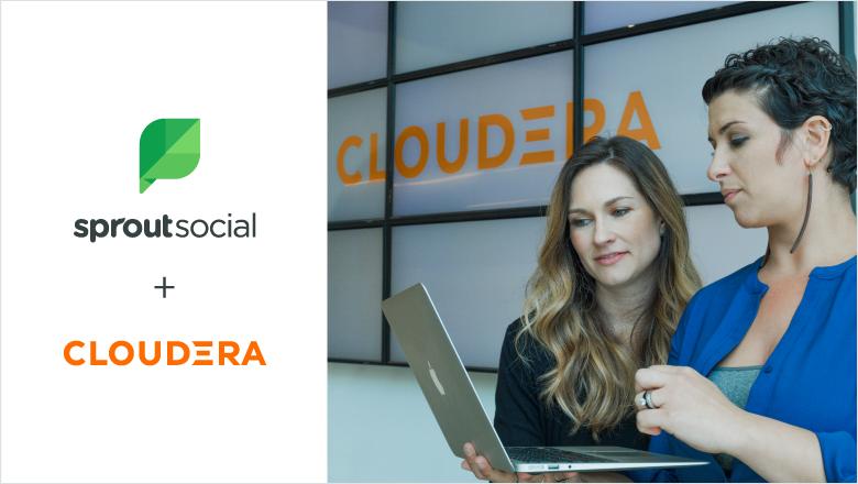 Cloudera blog header