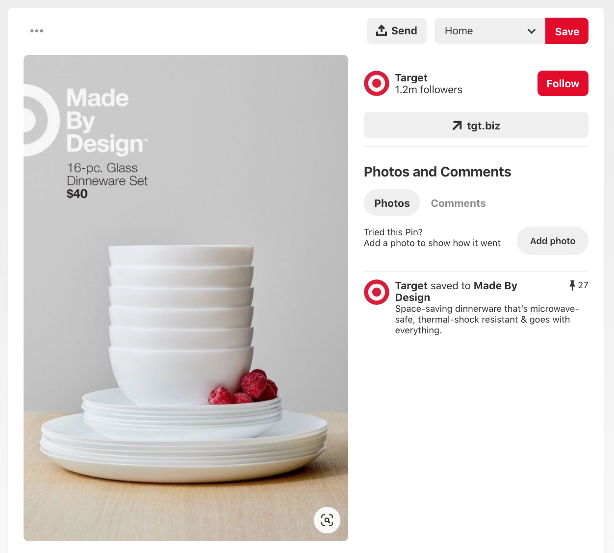 pinterest marketing - product pins