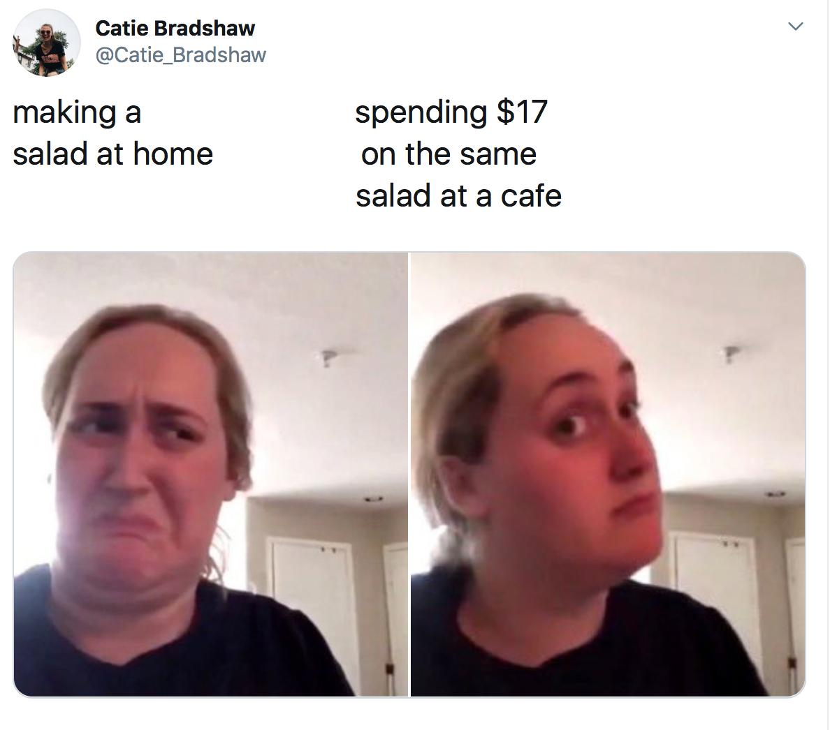 kombucha girl meme