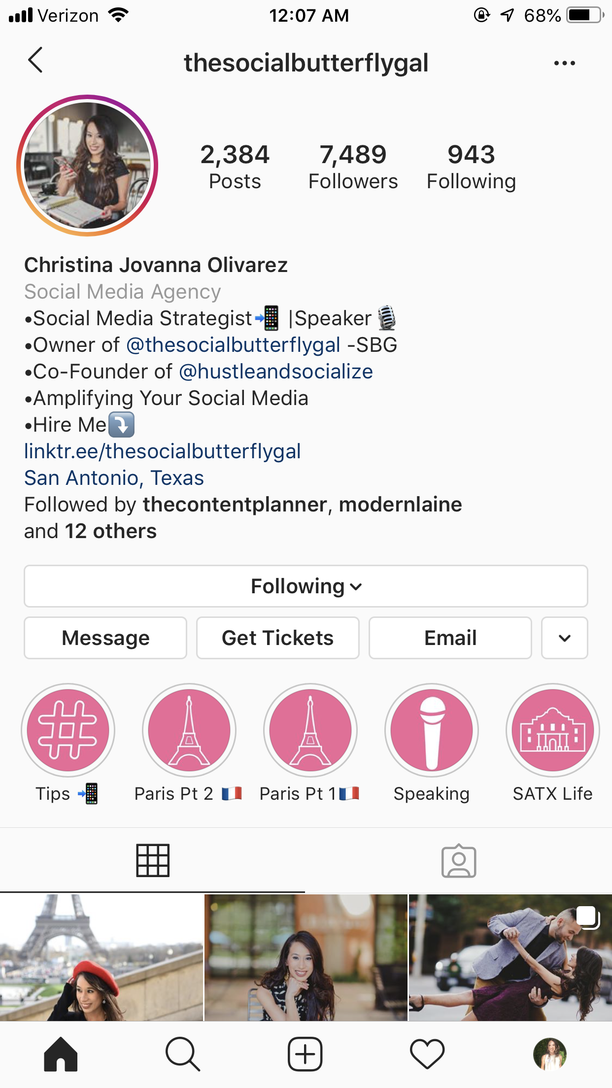 instagram hacks - tag other profiles