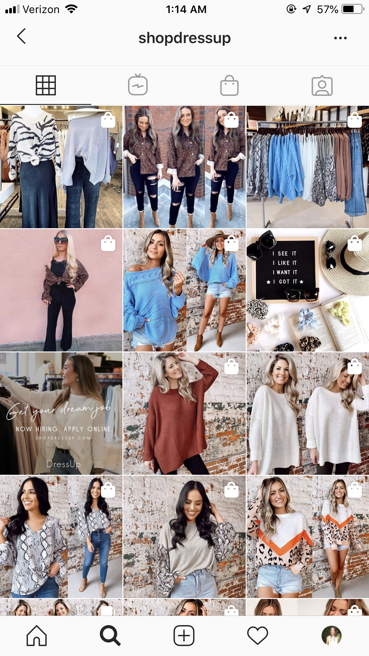 instagram hacks - turn your instagram feed into an online shop