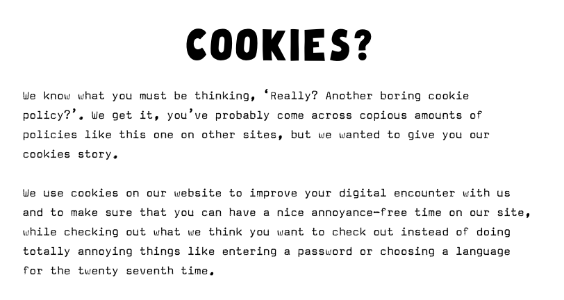 oatly website cookie