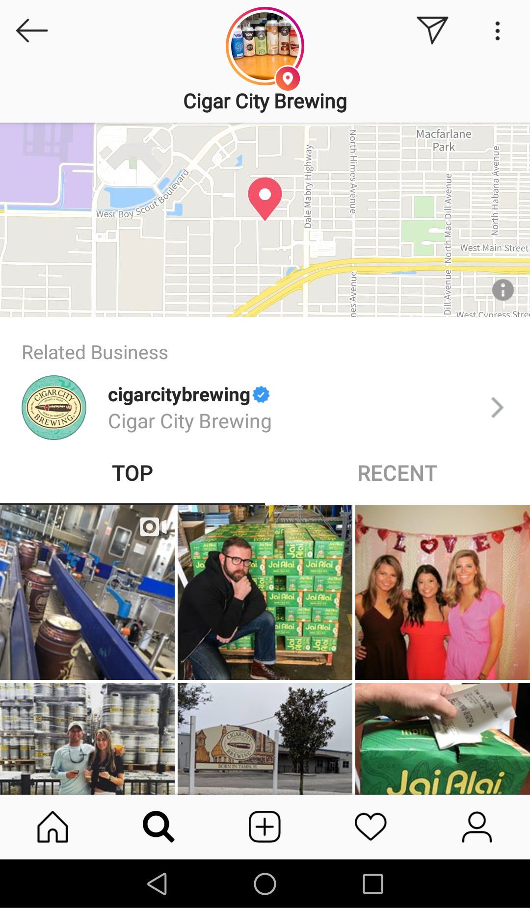 Location tagging is essential to location Instagram promotion