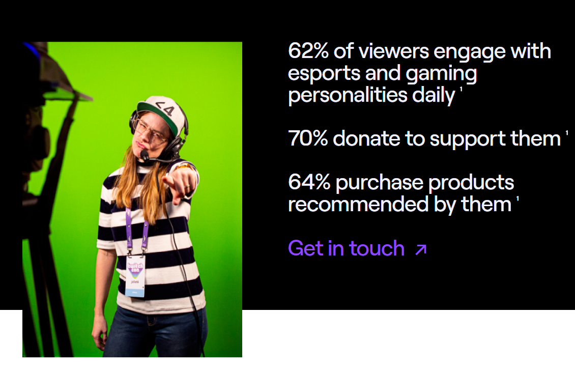 twitch influencer marketing