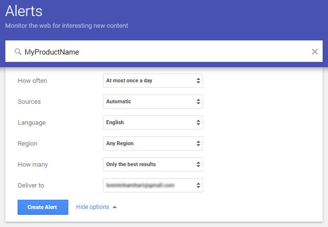 Google-Benachrichtigungen erleichtern das Verfolgen von Marken-Keywords über die Suche