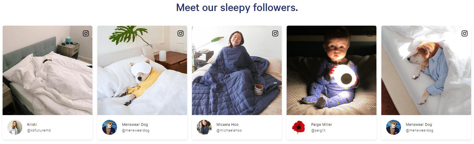 casper instagram feed