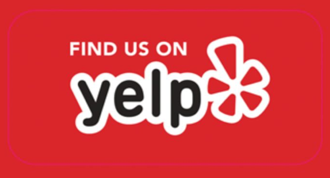yelp window cling example