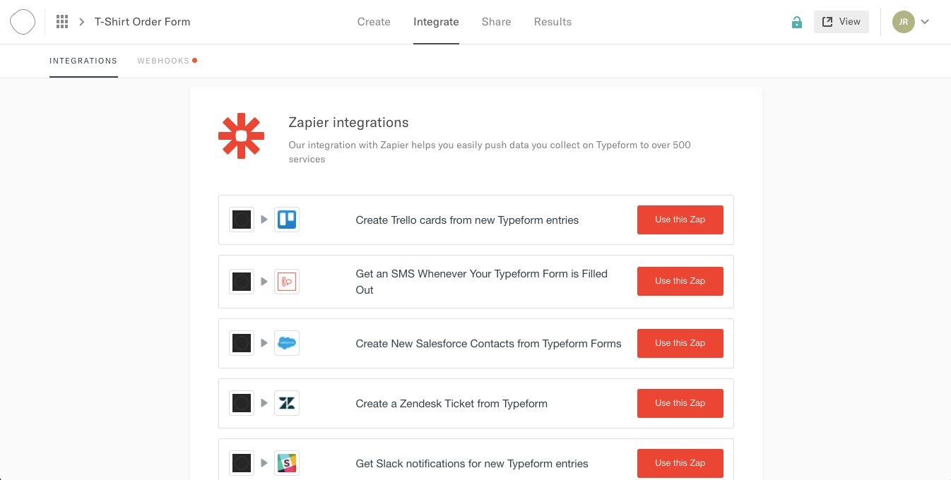 zapier connects the tools in your marketing tech stack