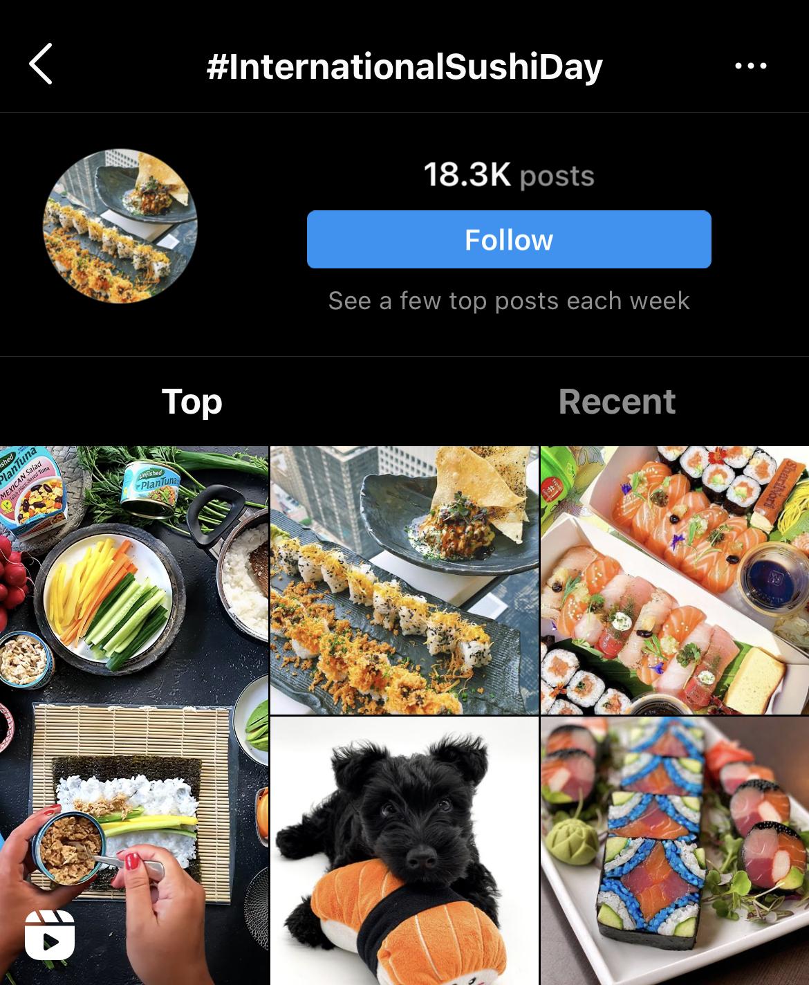 international sushi day results