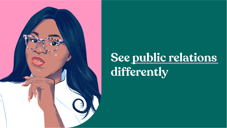 Vanessa Mbonu - See public relations differently
